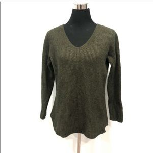 J Crew v- neck sweater